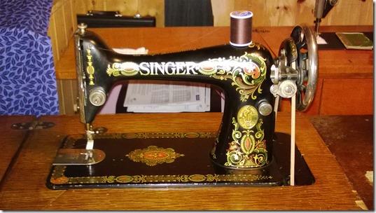 Singer Model 66 from1910